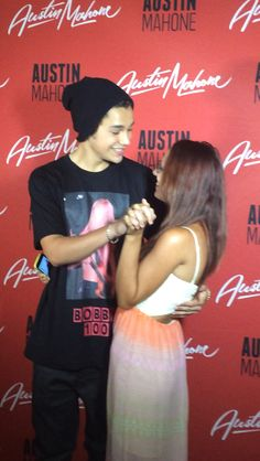 meet and greet austin mahone painting