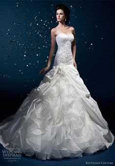 Kittychen Couture Wedding Dresses 2012   Wedding Inspirasi