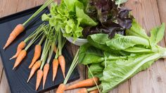 Stock the fridge with produce that lasts | Forget counting calories. Instead, follow these totally doable waist-whittling tips that happen to require zero deprivation.