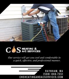 We Install quality Heating & Air Conditioning Systems! We provide quality Installations for Heating and Air Conditioning systems at a competitive price! We are open 24 hours Mondays to Fridays and By appointment on Saturdays and Sundays. #CAndSHeatingAndACServices #RaynhamMassachussets #HVACSystem #HVACContractor #AirConditioningContractor #DuctsandVentsInstallation #ThermostatReplacement #AirConditioningRepairService #AirConditioningInstallation #HeatingRepair #FurnaceRepairandcleaning