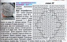 View album on Yandex. Bonnet Russe, Knitting Stitches, Knitting Patterns, Knitting Needles, Knitted Hats, Crochet Hats, Online Diary, Drops Design, Stitch Markers