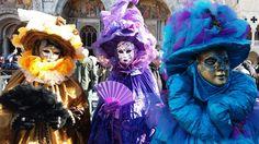 Allegorie Carnevale di Venezia 2017 Allegories Venice Carnival 2017