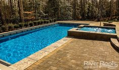 Fiberglass swimming pools are taking over the swimming pool industry! Find out how fiberglass inground pools have improved over the last several decades. #swimmingpools #ingroundpools #fiberglasspools Anthony Sylvan Pools, Fiberglass Pool Installation, Fiberglass Pool Manufacturers, Fiberglass Swimming Pools, Vinyl Pool, Gunite Pool, Concrete Pool, Pool Builders, Pool Houses