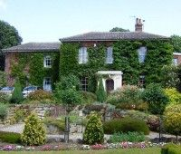 The Old Rectory, Kessingland, Near Southwold, Suffolk. Bed and Breakfast Holiday in England.