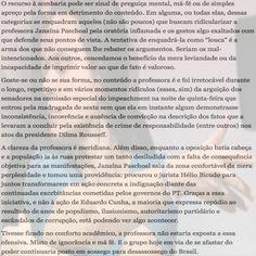 Janaína Conceição Paschoal by Dora Kramer ➤ http://politica.estadao.com.br/blogs/dora-kramer/sobre-janaina-paschoal ②⓪①⑥ ⓪④ ③⓪ #Impeachment