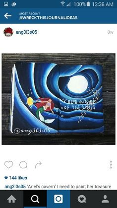 Wreck this journal Disney princess