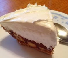 The Comforting Vegan : Vegan & Gluten-Free Peanut Butter-Chocolate Banana Cream Pie