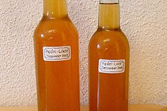 Apfellikör, ein raffiniertes Rezept aus der Kategorie Likör. Bewertungen: 31. Durchschnitt: Ø 4,0.