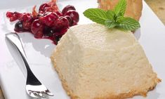 Receta de Mousse de queso