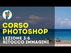 Corso di Photoshop CC Base - Lezione 1/6 - Conoscere Photoshop HD - YouTube