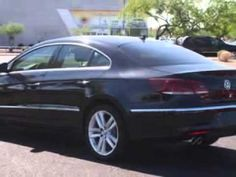 2013 Volkswagen CC, Lunde's Peoria Volkswagen- http://www.peoriavw.com/ check out this DEEP BLACK METALLIC 2013 Volkswagen CC, equipped with a 4 Cyl. engine  and a dual shift gearbox transmission with  only 13 miles. enjoy an impressive 29 miles to the gallon on this great car with features like power driver and passenger seating, alloy wheels, ...