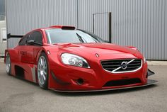 S60R Race Car
