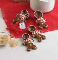 Gingerbread Measuring Spoons