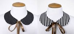 Image result for detachable collar pattern