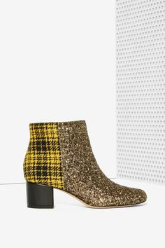 Sam Edelman Edith Textured Ankle Boot