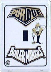 Purdue Light Switch Cover by Unique Logos. $8.99