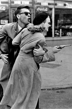 Gun Crazy (aka Deadly is the Female) 1950 film noir feature film directed by Joseph H. Lewis, and produced by Frank Deadly Females, Fritz Lang, Thing 1, Great Films, Cummins, The Villain, Film Stills, Classic Movies, Old Hollywood