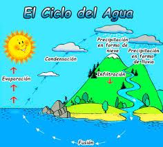 Resultado De Imagen Para àgua No Ciclo Hídrológico Class Projects Class Map