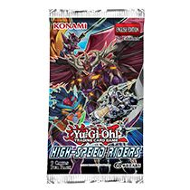 Yugioh High Speed Riders Booster Pack - www.collectorstore.com
