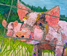 Piggly Wiggly by Elizabeth Nelson