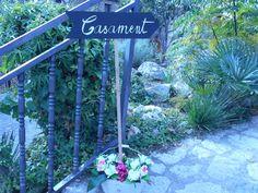 Senyalització de casament. www.eventosycompromiso.com