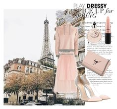 Designer Clothes, Shoes & Bags for Women Effy Jewelry, Spice Things Up, Giuseppe Zanotti, Mac Cosmetics, Polyvore Fashion, Topshop, Pearl, Clothing, Collection