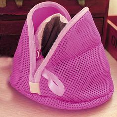 New Qualified 2016 New Women Bra Laundry Lingerie Washing Hosiery Saver Protect Mesh Small Bag  Levert Dropship dig6427