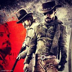Django celebrities movies guys guns actors