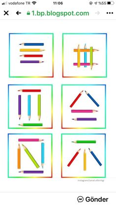 Montessori, Busy Bags, Preschool Math, Exercise For Kids, Kids Playing, Classroom, Templates, Activities, Cards