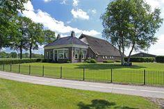 Vrijstaande woonboerderij te koop: de Horst 12, Peize
