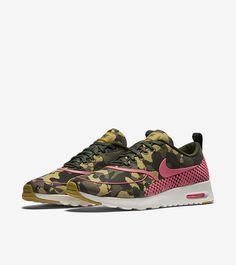 new products bb7ab 97238 Women s Nike Air Max Thea  Jacquard Camo