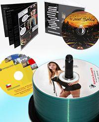 Impresion Cd y DVD corporativos y publicitarios
