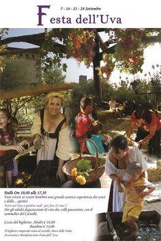 Castello di Gropparello - Festa dell'Uva