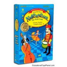 #Tchaikovsky's Nutcracker Music Computer Game - Music Games International