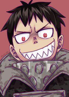 "-Gunta_artes- on Twitter: ""You guys ready?! #FireForce anime starts today!🔥🔥🔥… """