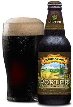 Sierra Nevada Porter, Stout, Guiness