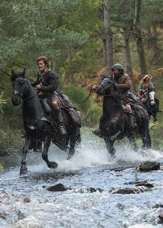 .Sam Heughan as Jamie Fraser in Outlander,