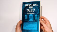 Flip Through - Perspective for Artists by Rex Vicat Cole Perspective Drawing, Art Education, Storytelling, Book Art, Concept Art, Character Design, Artists, Books, Conceptual Art