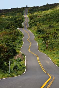 Nice motorcycle road- Piilani Highway, Maui