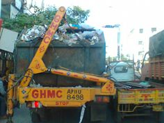 Who cares? Greater Hyderabad Municipal Corporation