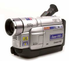 JVC GRSXM930 Compact Super VHS Camcorder