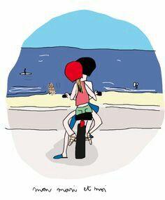 Pays Basque...la vie est belle par Soledad Bravi... :)