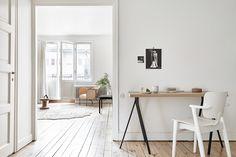 Zweeds huis met een minimalistisch interieur - Roomed | roomed.nl