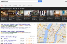 Google Drops Local Carousel For Hotels, Restaurants & Other Local Listings | New design better integrates page and offers more information.