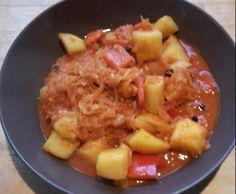 Rezept Kartoffelgularsch von frittenschreck - Rezept der Kategorie Hauptgerichte mit Gemüse
