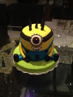 Torta de Minions