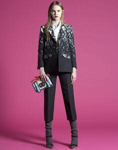 cigarette jacket manteaux & vestes Femme Dsquared2