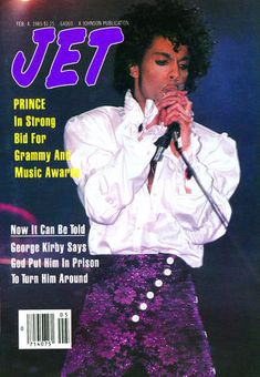Darling Nisi — Prince in Jet magazine. Sheila E, Jet Magazine, Black Magazine, Ebony Magazine Cover, Magazine Covers, Ant Music, Photos Of Prince, Prince Images, Roger Nelson