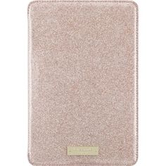 kate spade new york - Folio Case for Apple® iPad® mini 4 - Rose Jade - Front Zoom