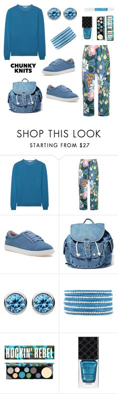 Untitled #699 by siriusfunbysheila1954 on Polyvore featuring STELLA McCARTNEY, Marni, J/Slides, Dance & Marvel, Thomas Sabo, MAC Cosmetics, Osmotics Cosmeceuticals and Gucci